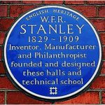 William Stanley plaque