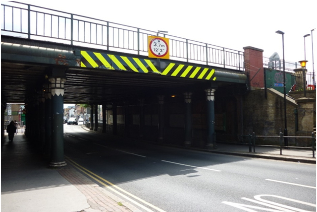 Portland Road Railway Bridge